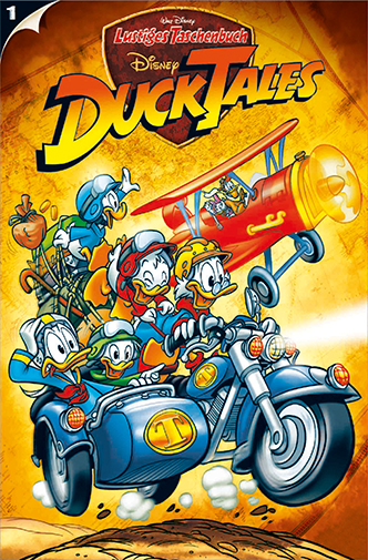 LTB DuckTales