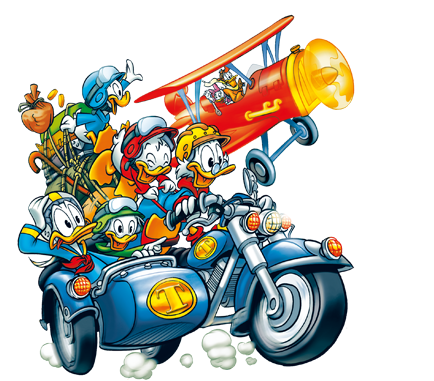 LTB DuckTales 1