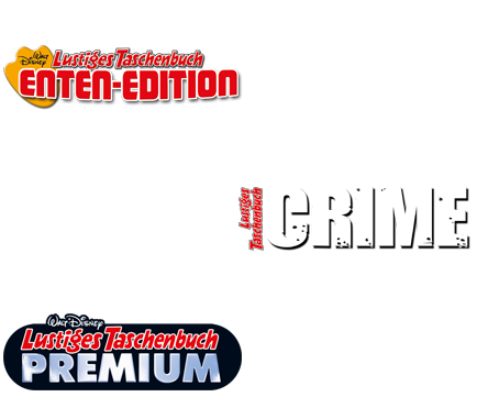 LTB Enten-Edition 61, LTB Crime 1, LTB Premium 21