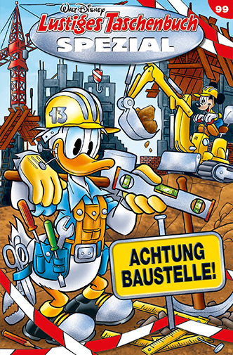 LTB Spezial 99 - Achtung Baustelle!